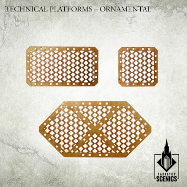 New release! Technical Platforms: Ornamental