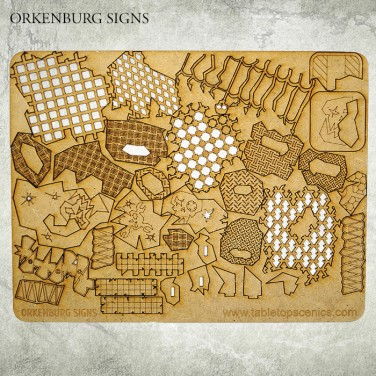 New release! Orkenburg Signs