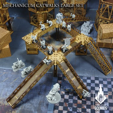 New release! Mechanicum Catwalk - Large Set
