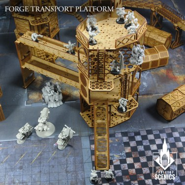 New releases! Forge Transport Platform