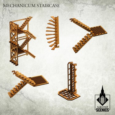New release! Mechanicum Staircase