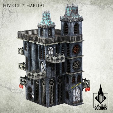 New release! hive City Habitat