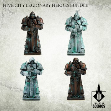 New release! Hive City Legionary Heroes Bundle