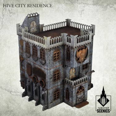 New release! Hive City Residence