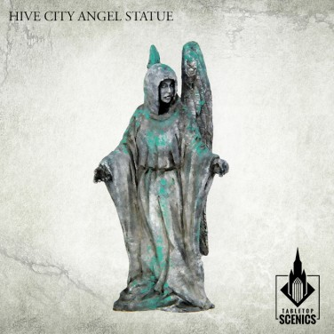 New release! Hive City Angel Statue