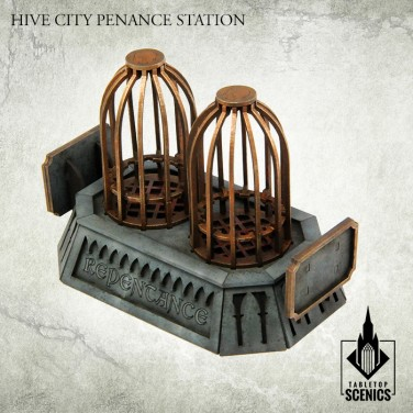 New release! Hive City Penance Station