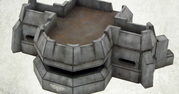 Product Focus - Imperial Martyrs Bunker